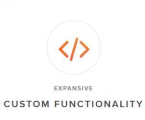 custom-functionality